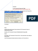 NET Framework Cleanup Tool