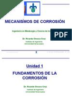 UNIDAD 1-FUNDAMENTOS DE LA CORROSIÓN