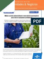 Mídias sociais potencializam o mercado do agronegócio para micro e pequenos produtores