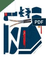 Decapitado Ninja Series by Marko Zubak