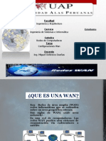 Configuraciones Wan
