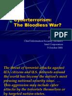 McGregor CyberTerrorism