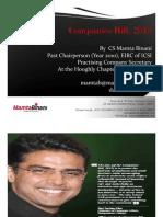 Companies Bill 2013 [Carocks.wordpress.com]
