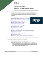 Zimbra NE Release Notes 8.0.0