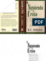 Siguiendo a Cristo R.C.sproul