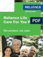 Reliance Life CareforYou-Brochure