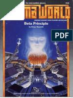 Tsr07510 - Beta Principle 1987