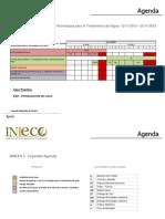 Agenda 12 Al 25 de Noviembre