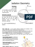 solar radiation geometry.ppt