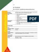 SikaSeal Crystal