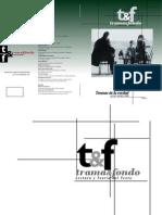 Revista Trama y Fondo Cronenberg