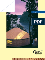 2011 Pacific Yurts Color Brochure