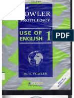 New Fowler Use of English 1