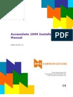 62482-13-AccessGate1000InstallationManual