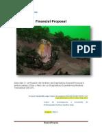 Financial Proposal Promar Actividad 3