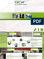 Brochure Apoteka en 2010