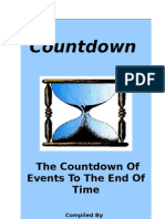COUNTDOWN TO THE END OF TIME