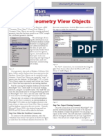 MS3D Geometry View Objects 200206