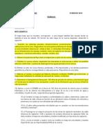 PROYECTO de Drenaje Enero 2013