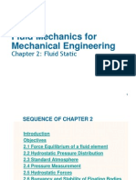AE 233 (Chapter 2) Fluid Mechanics for Chemical Engineering