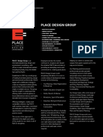 Place Design Group Company Overview