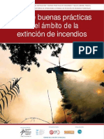 Guia de buenas prácticas en el ámbito de la extinción de incendios