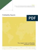 STRG Annual Profitability Sheet