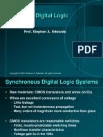 Review of Digital Logic
