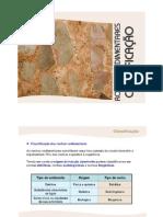 Classificacao Rochas Sedimentares