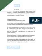 Los Costos Del Pan Frances 2011