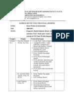 13. Lembar Revisi Ujian Proposal