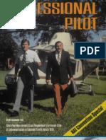 Professional Pilot Magazine