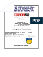 ANSAL API PROJECT REPORT