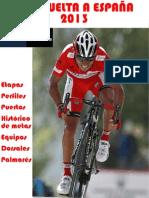 C / Guía Vuelta a España 2013