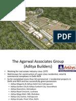 Aditya City Apartments Circulation0908 1