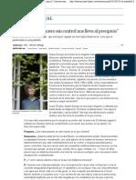 Susan George - Entrevista en El País