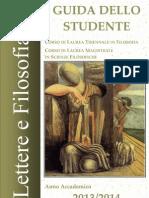 Guida Dello Studente 2013 2014