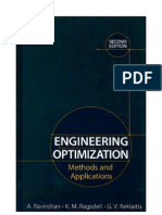 Engineering Optimization, 2nd Ed, Wiley (2006), 0471558141