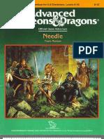 I11 Needle - TSR01987