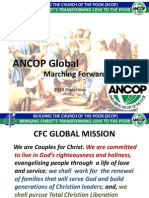 ANCOP Global 2013 Marching Forward