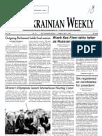 The Ukrainian Weekly 1994-18