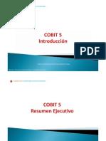 COBIT5 presentación