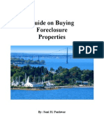 Guide on Buying Foreclosure Properties