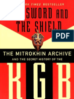 The Sword and the Shield. the Mitrokhin Archive and the Secret History of the KGB-OCR