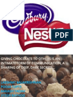 Cadbury Nestle