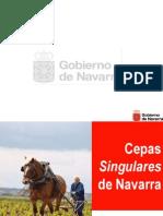 Cepas de Navarra