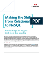 Couchbase Whitepaper Making the Shift to NoSQL