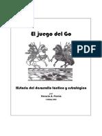 -{GO}--[Libros]- El juego del Go historia del desarrollo táctico y estratégico