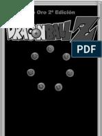 -{ROL}- Dragon Ball Z Serie Oro 2ª Edición