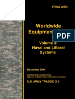 Worldwide Equipment Guide Volume 3 Naval and Littoral Systems